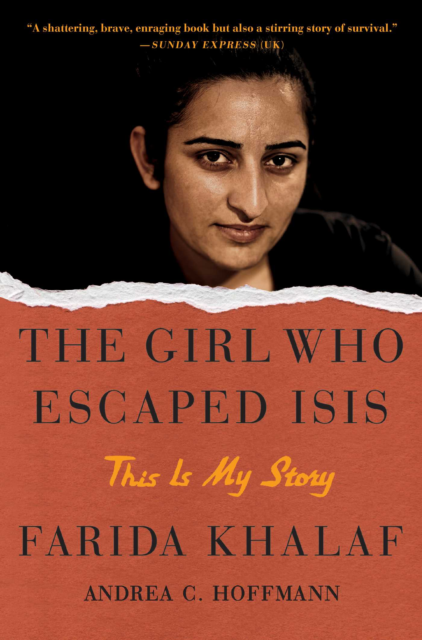 The girl who escaped isis 9781501131721 hr