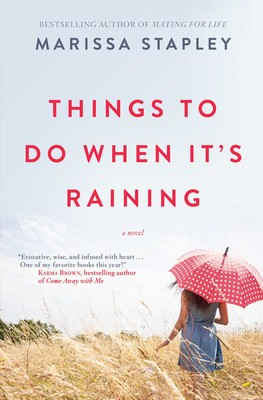 Things to do when its raining book by marissa stapley official things to do when its raining fandeluxe Image collections