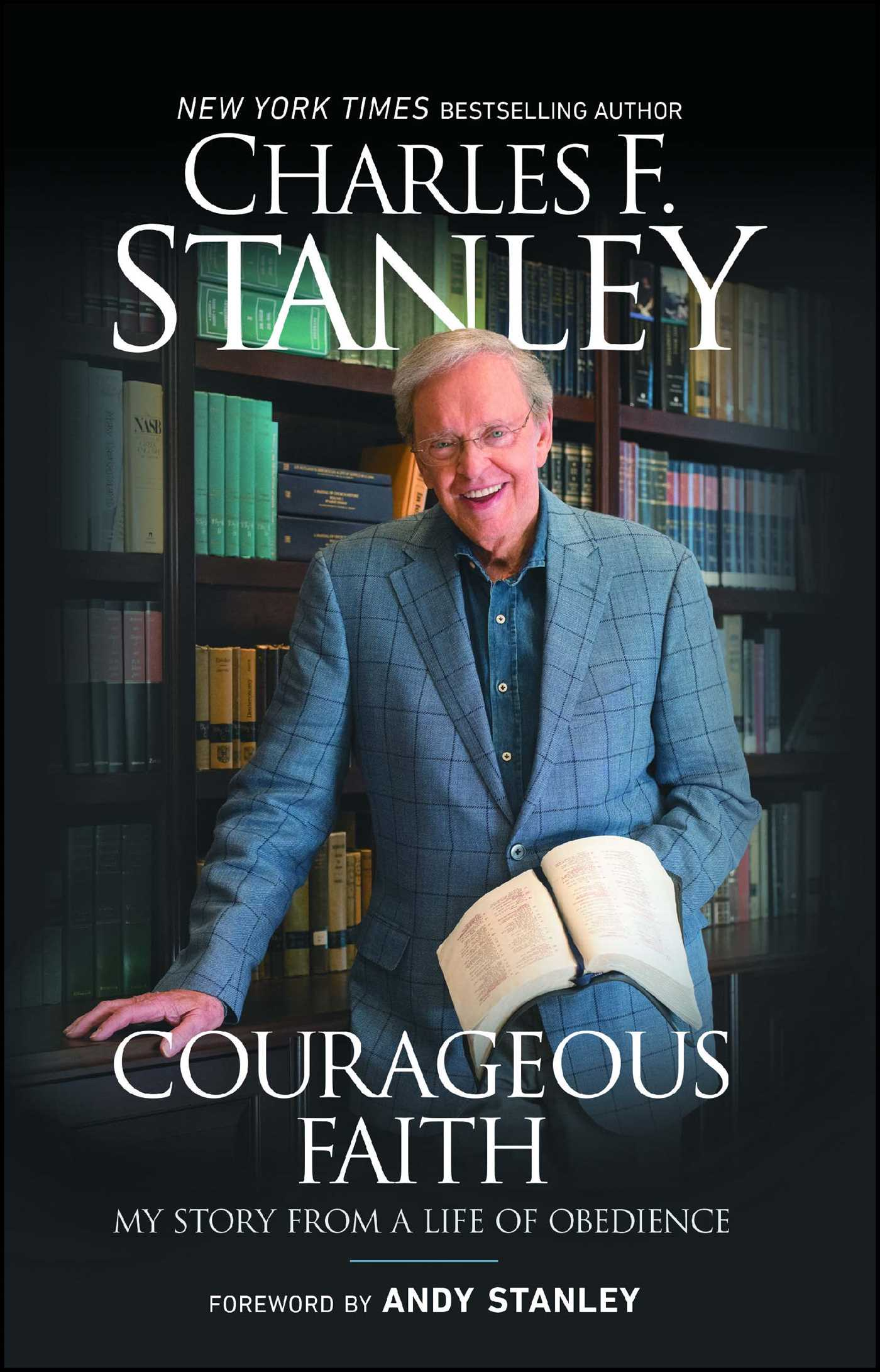 Courageous faith 9781501132711 hr
