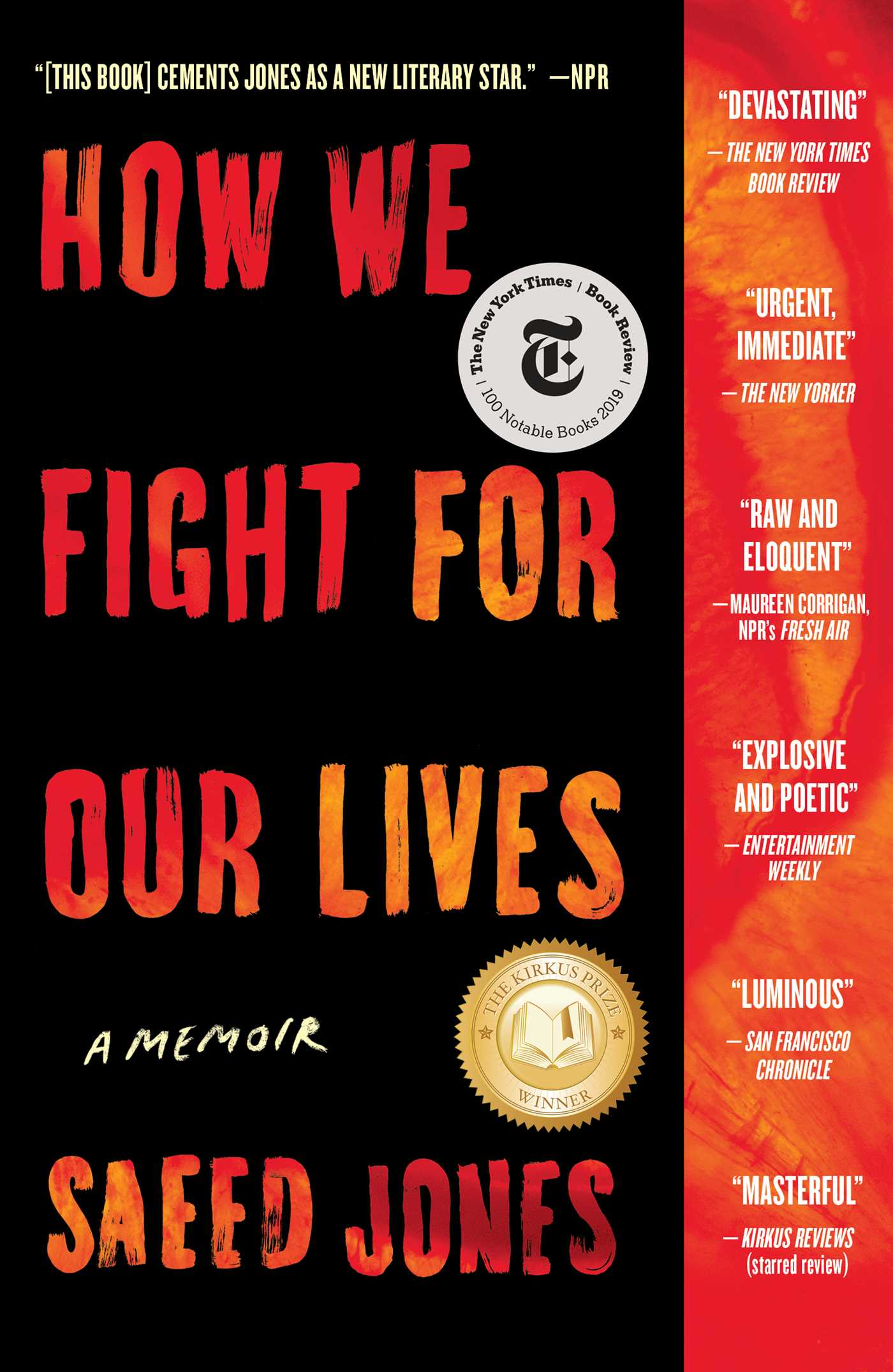 How We Fight for Our Lives | Book by Saeed Jones | Official Publisher Page  | Simon & Schuster