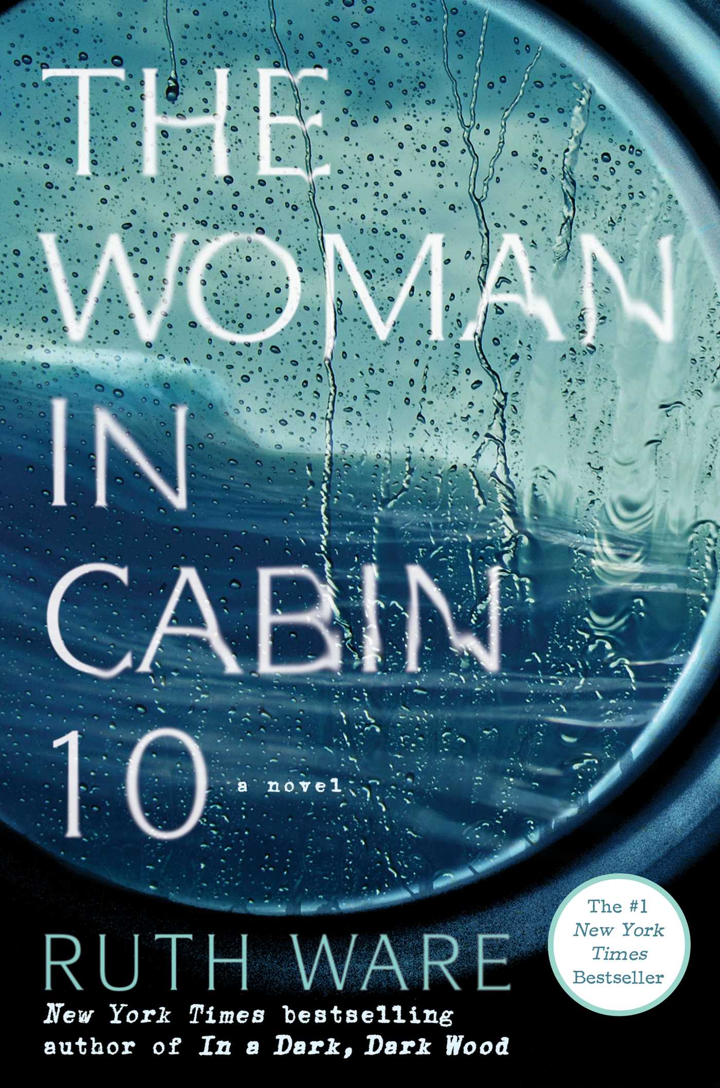The woman in cabin 10 9781501132933 hr