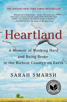 Heartland | Book by Sarah Smarsh | Official Publisher Page