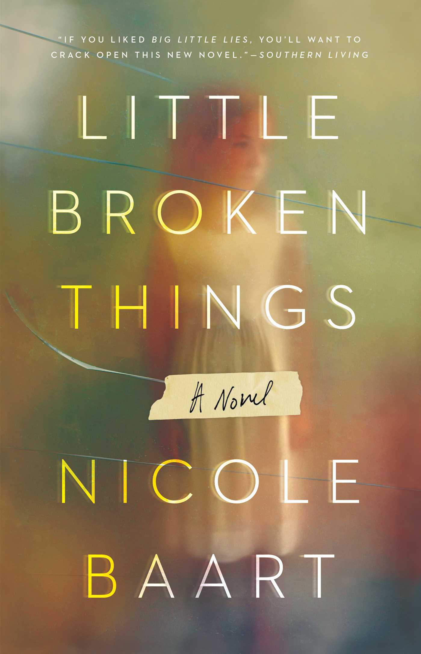 Little broken things 9781501133602 hr