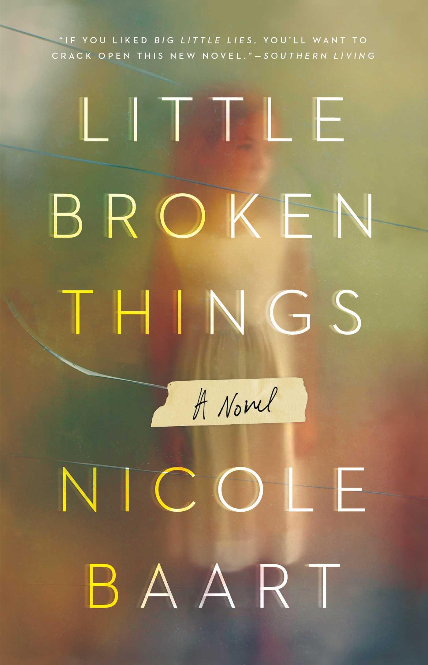 Broken Open Book