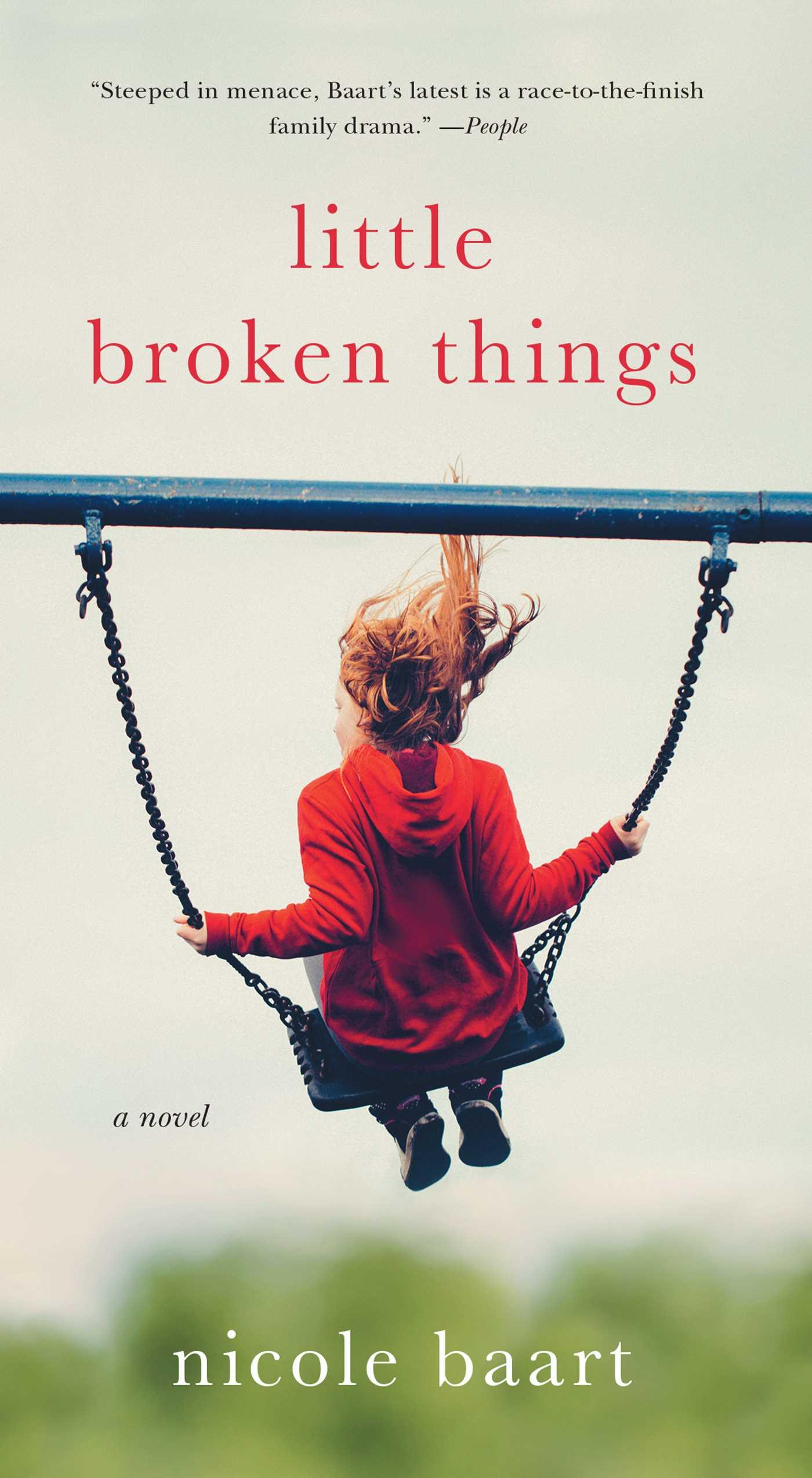 Little broken things 9781501133619 hr