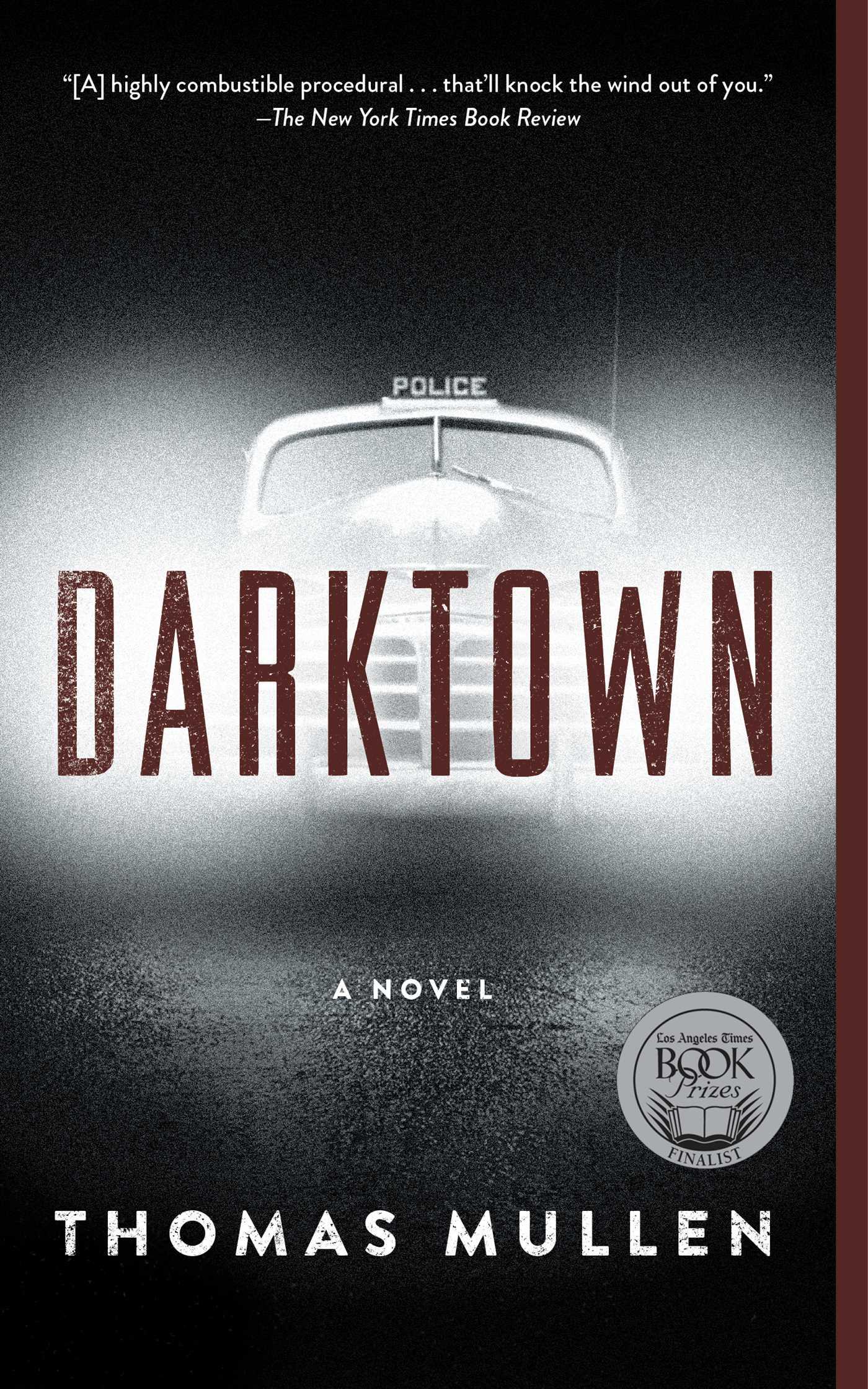 Darktown 9781501133879 hr