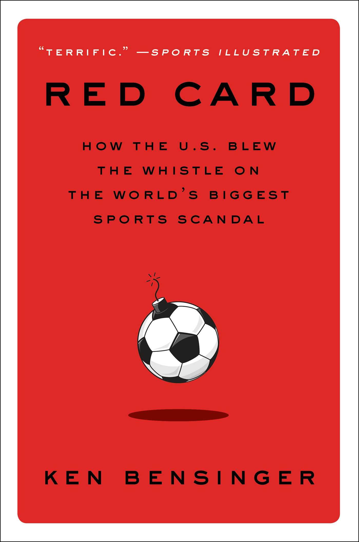 Red card 9781501133909 hr