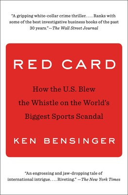 Red Card | Book by Ken Bensinger | Official Publisher Page
