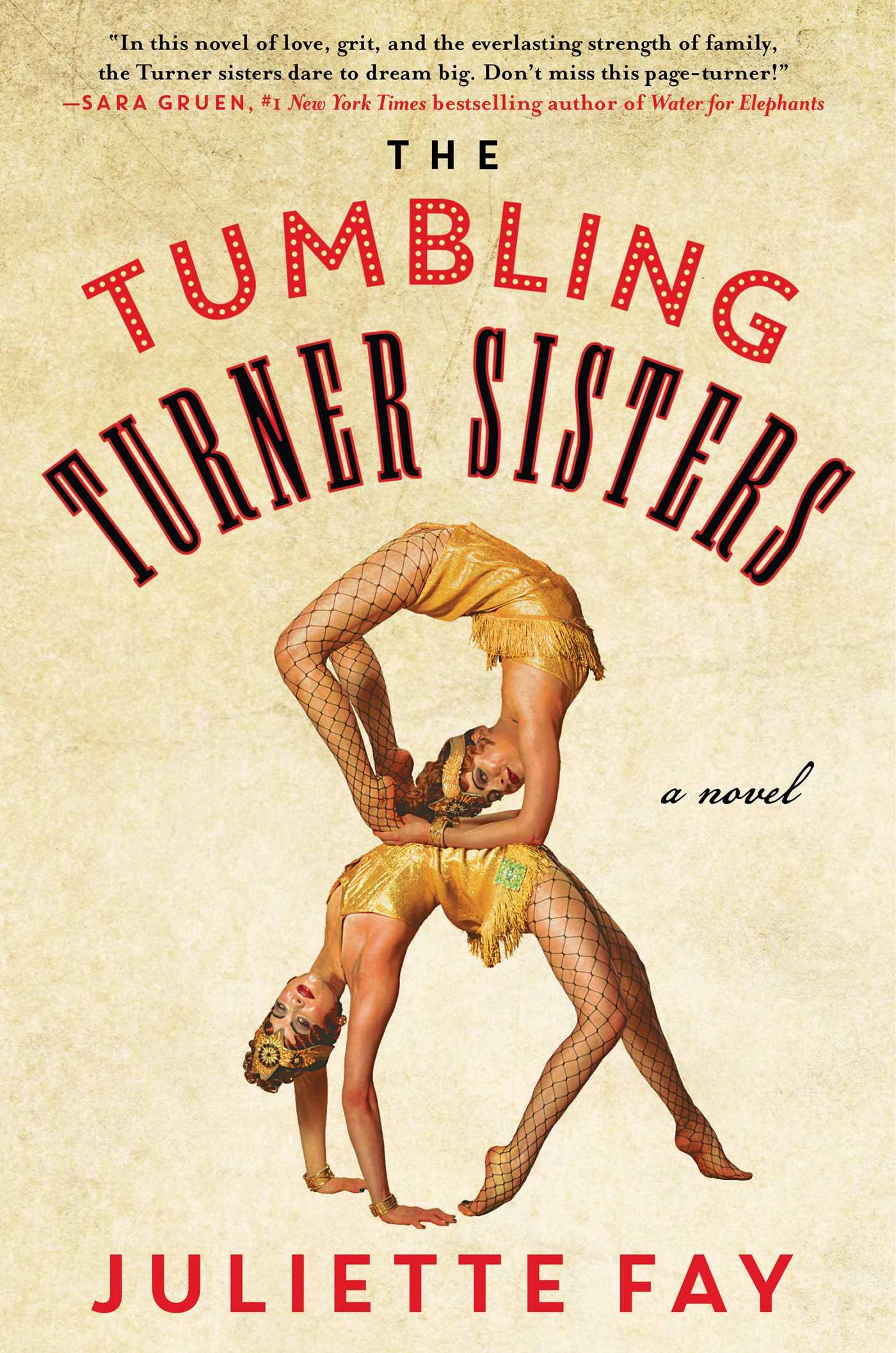 The tumbling turner sisters 9781501134470 hr