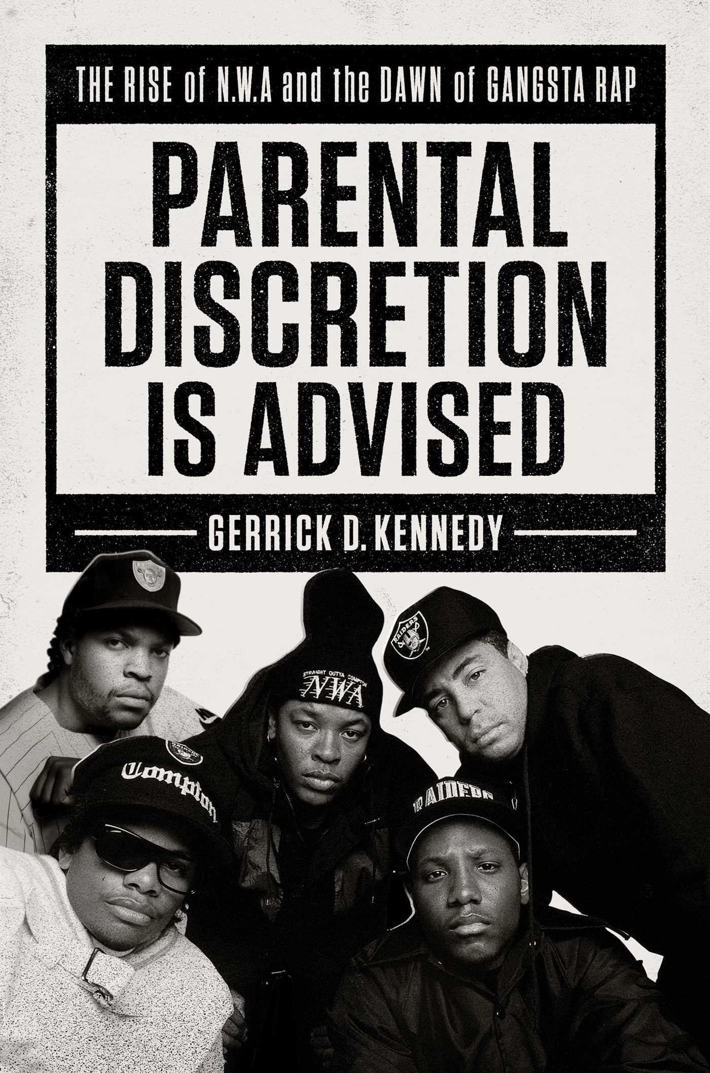 Parental discretion is advised 9781501134913 hr