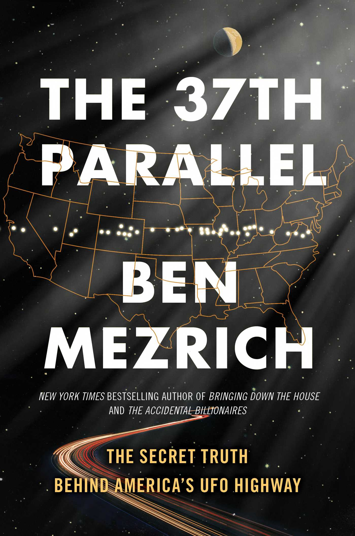 The 37th parallel 9781501135521 hr