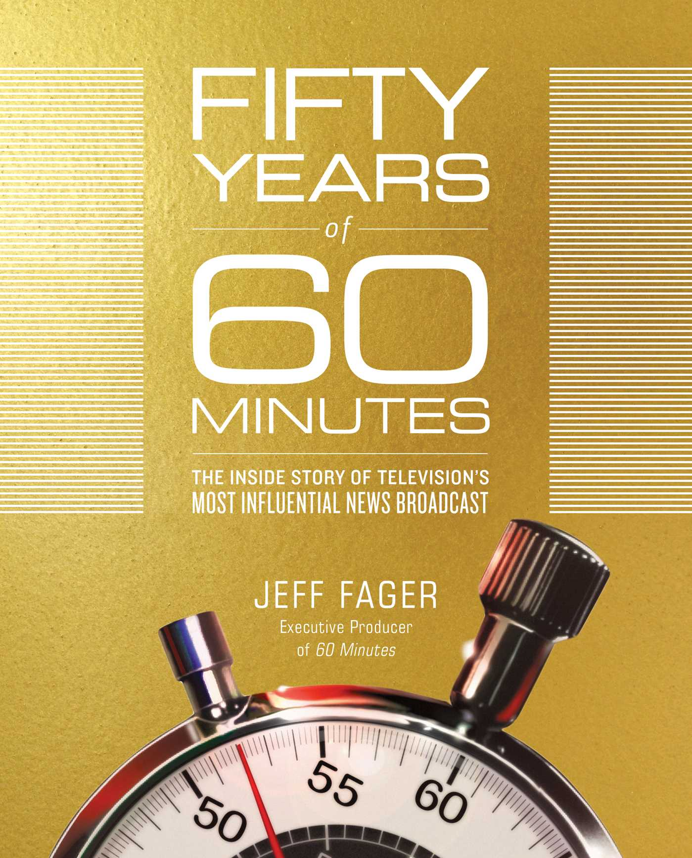 Fifty years of 60 minutes 9781501135804 hr
