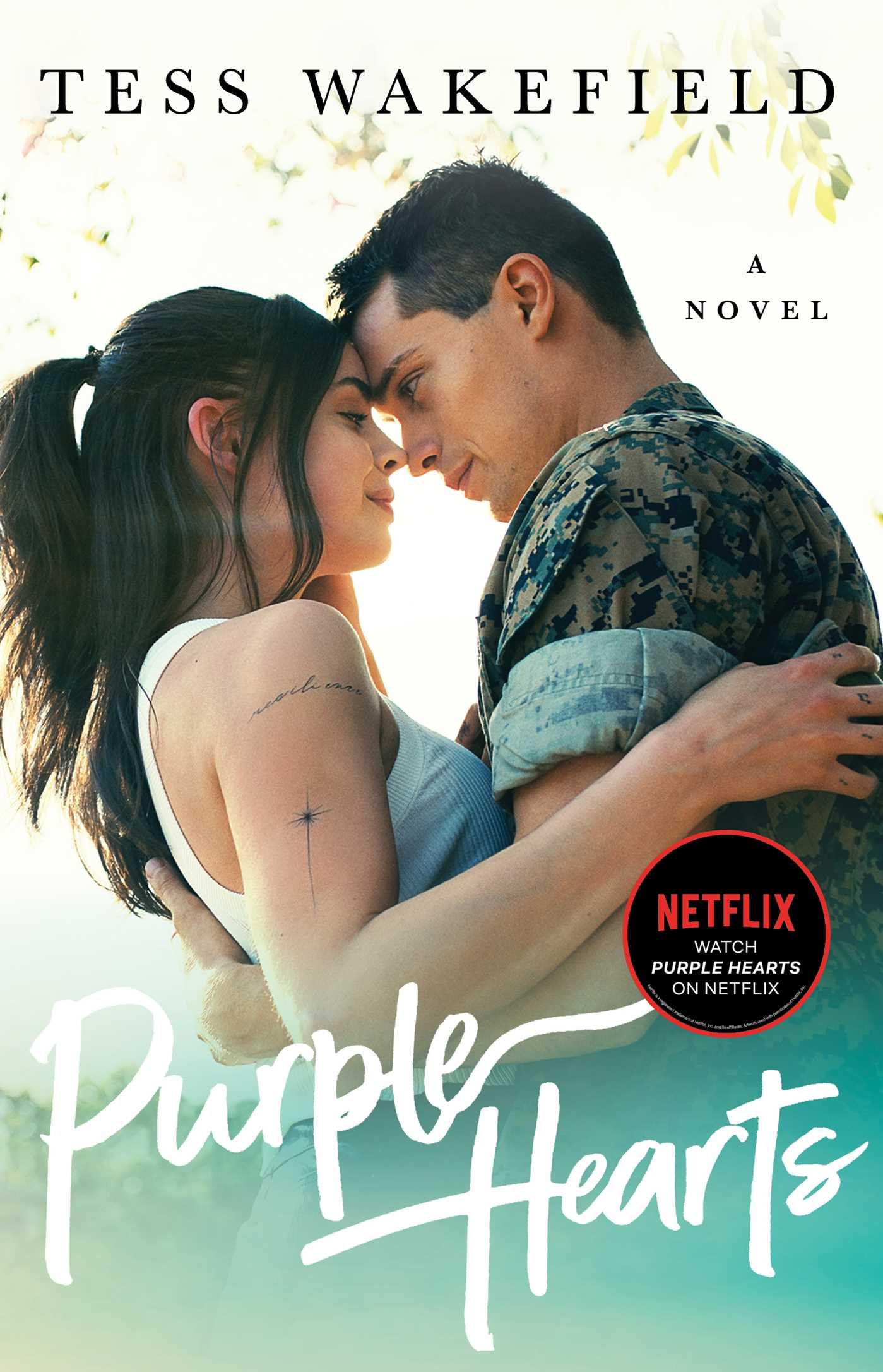 Purple hearts 9781501136498 hr