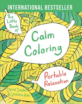 The Little Book Of Calm Coloring