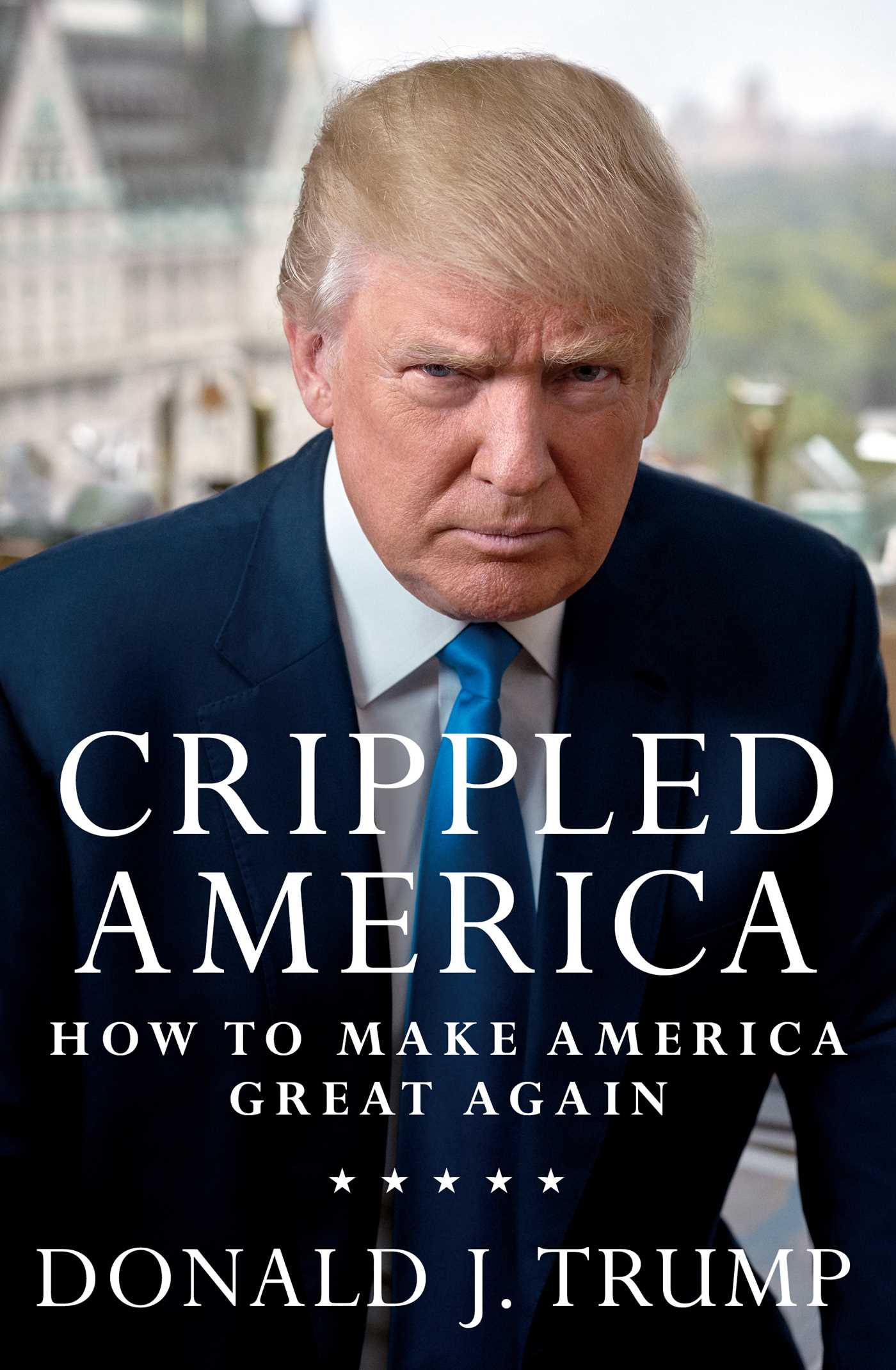 Crippled america 9781501137969 hr
