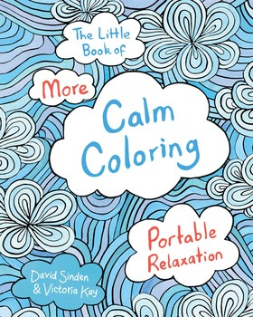 The Little Book Of More Calm Coloring Book By David Sinden