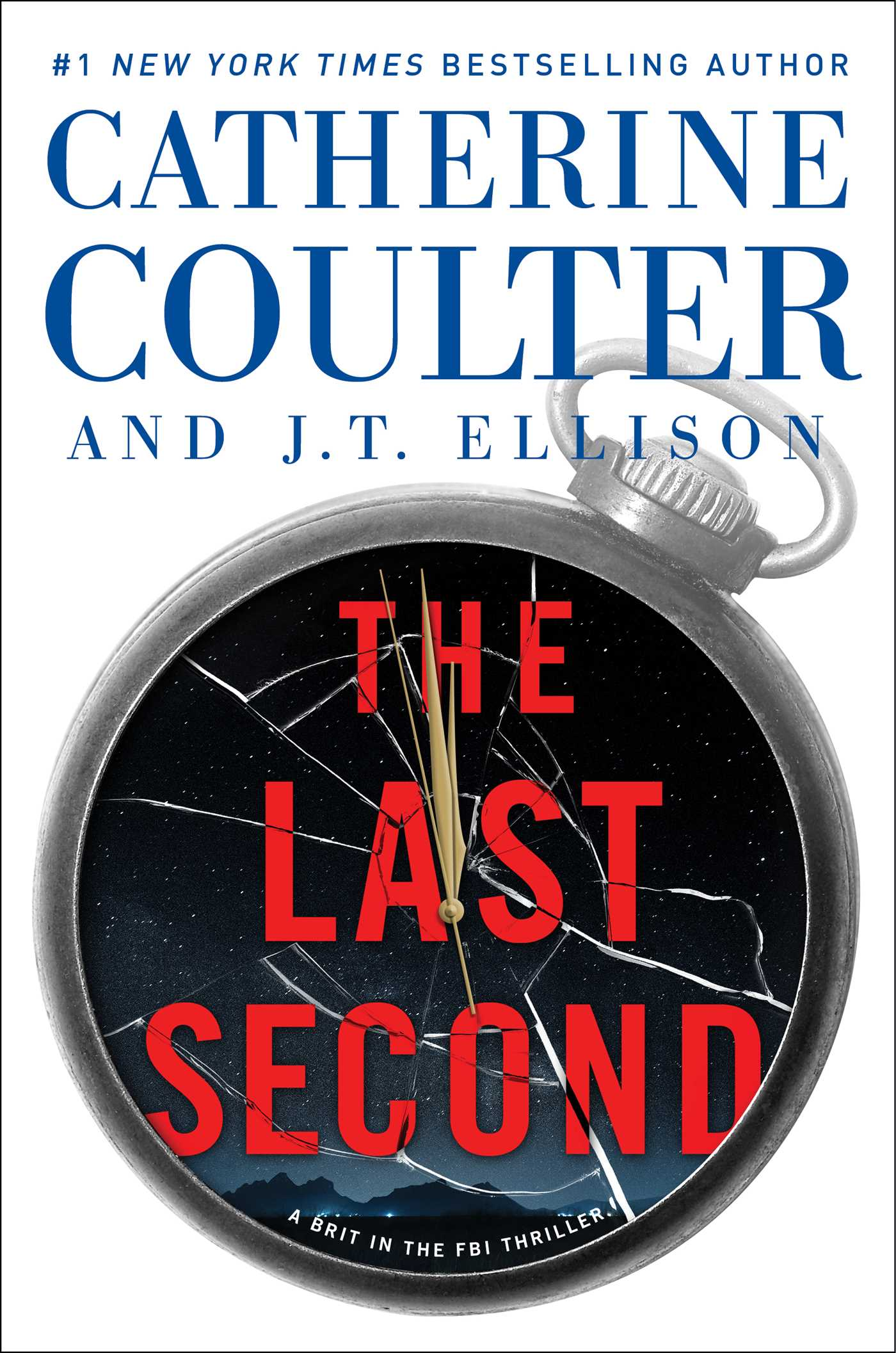 The last second 9781501138225 hr