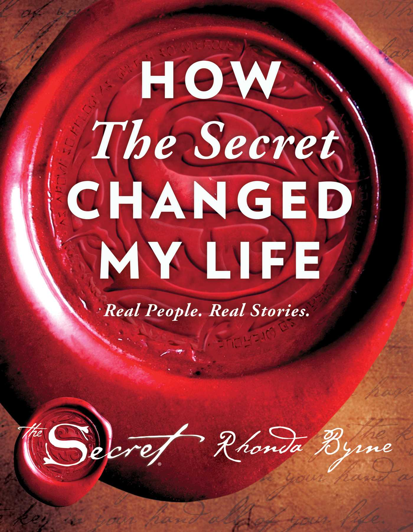 How the secret changed my life 9781501138263 hr