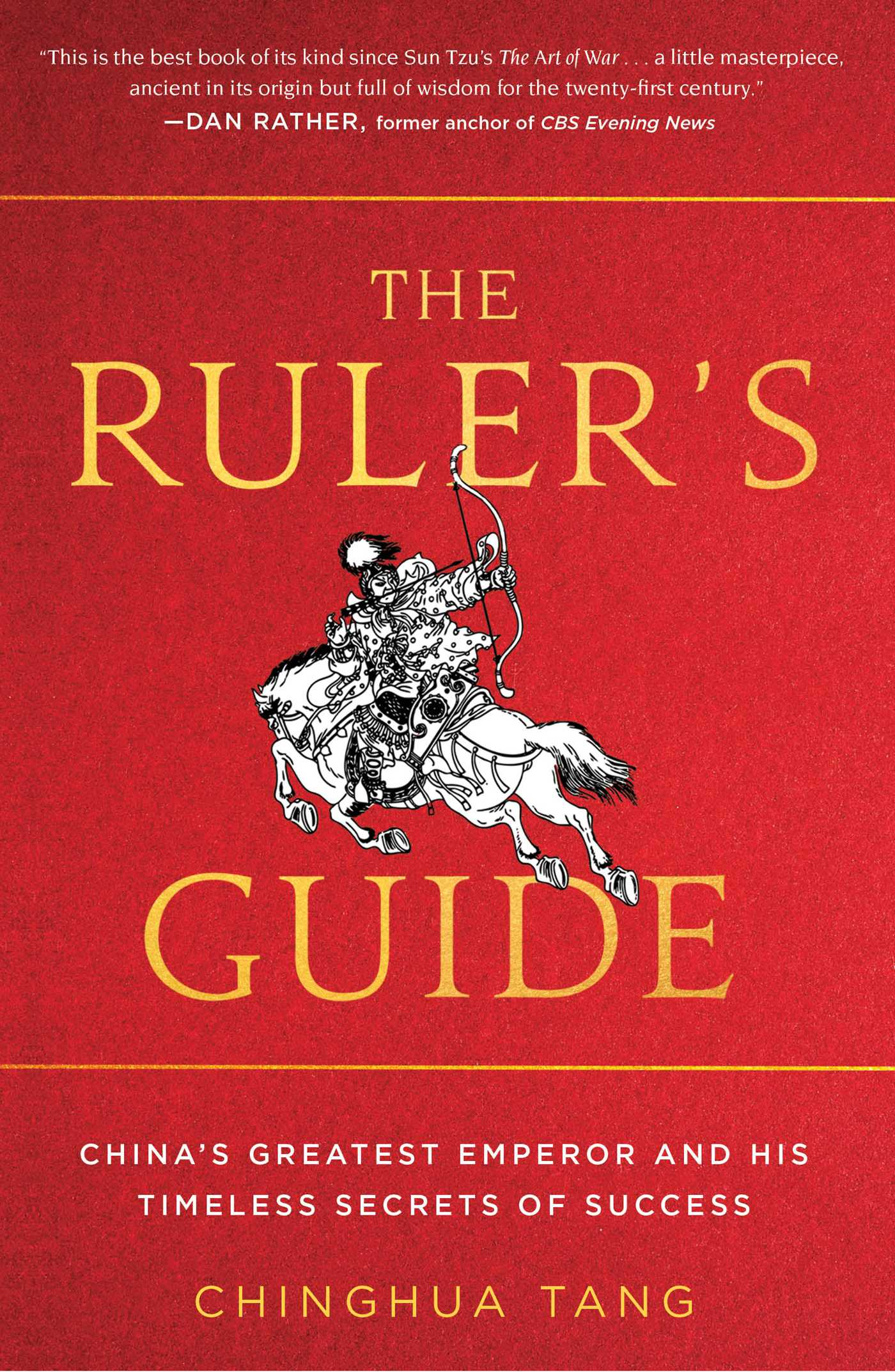 The rulers guide 9781501138775 hr