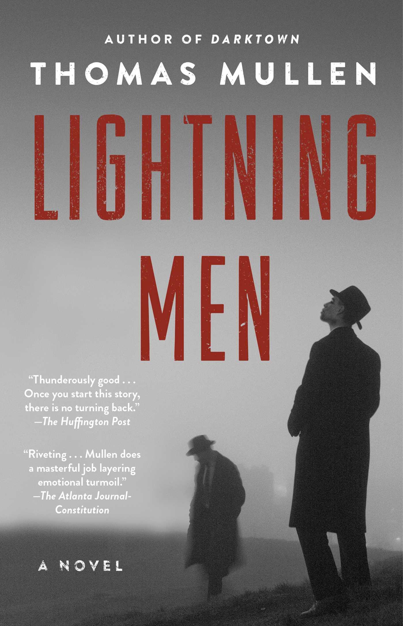Lightning men 9781501138812 hr