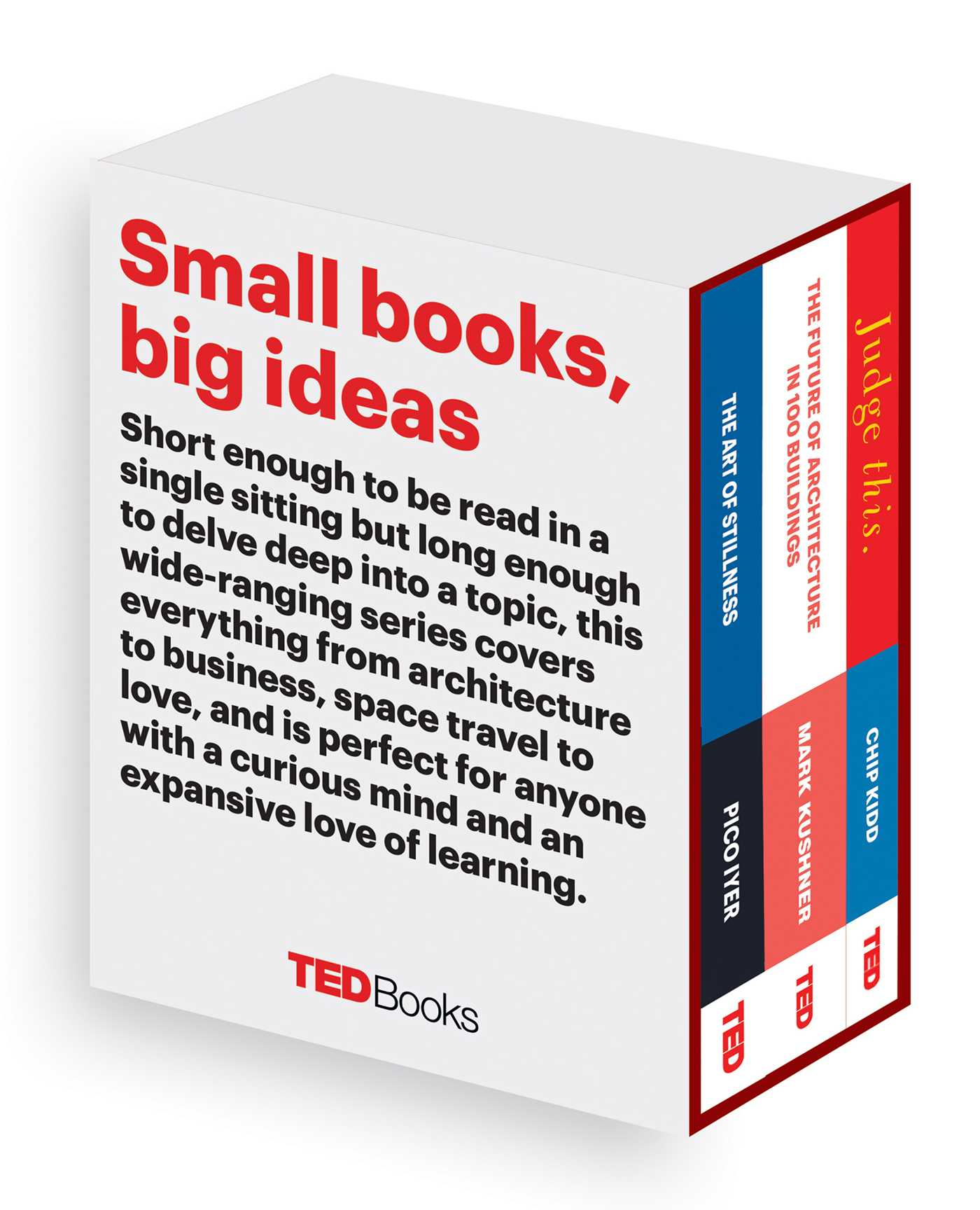 Ted books box set the creative mind 9781501139123 hr
