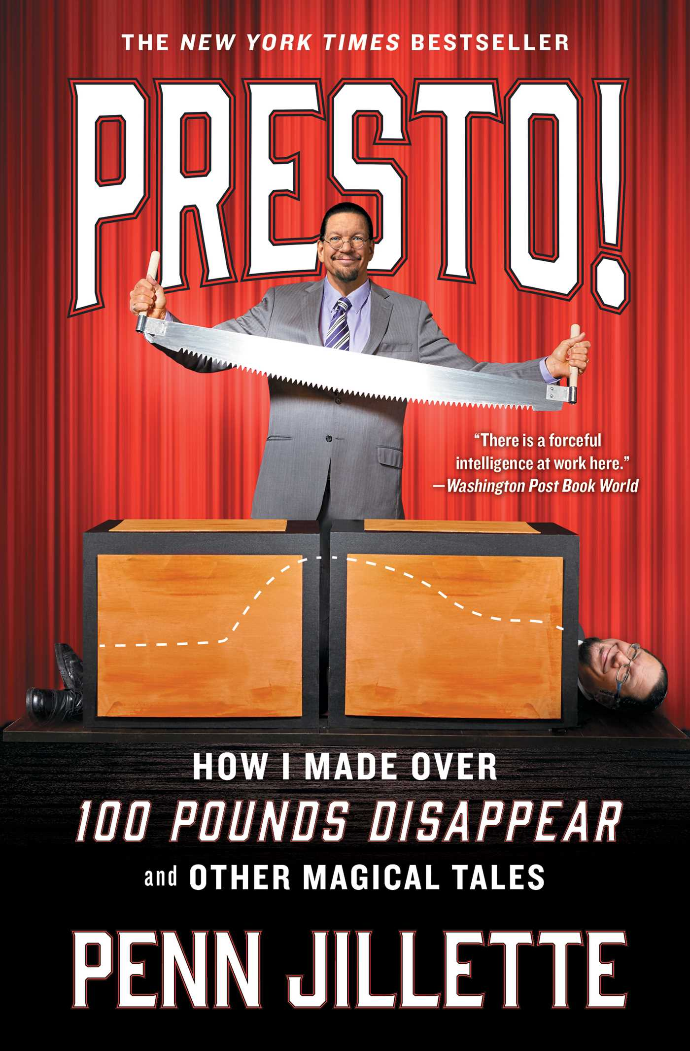 Penn jillette presto book