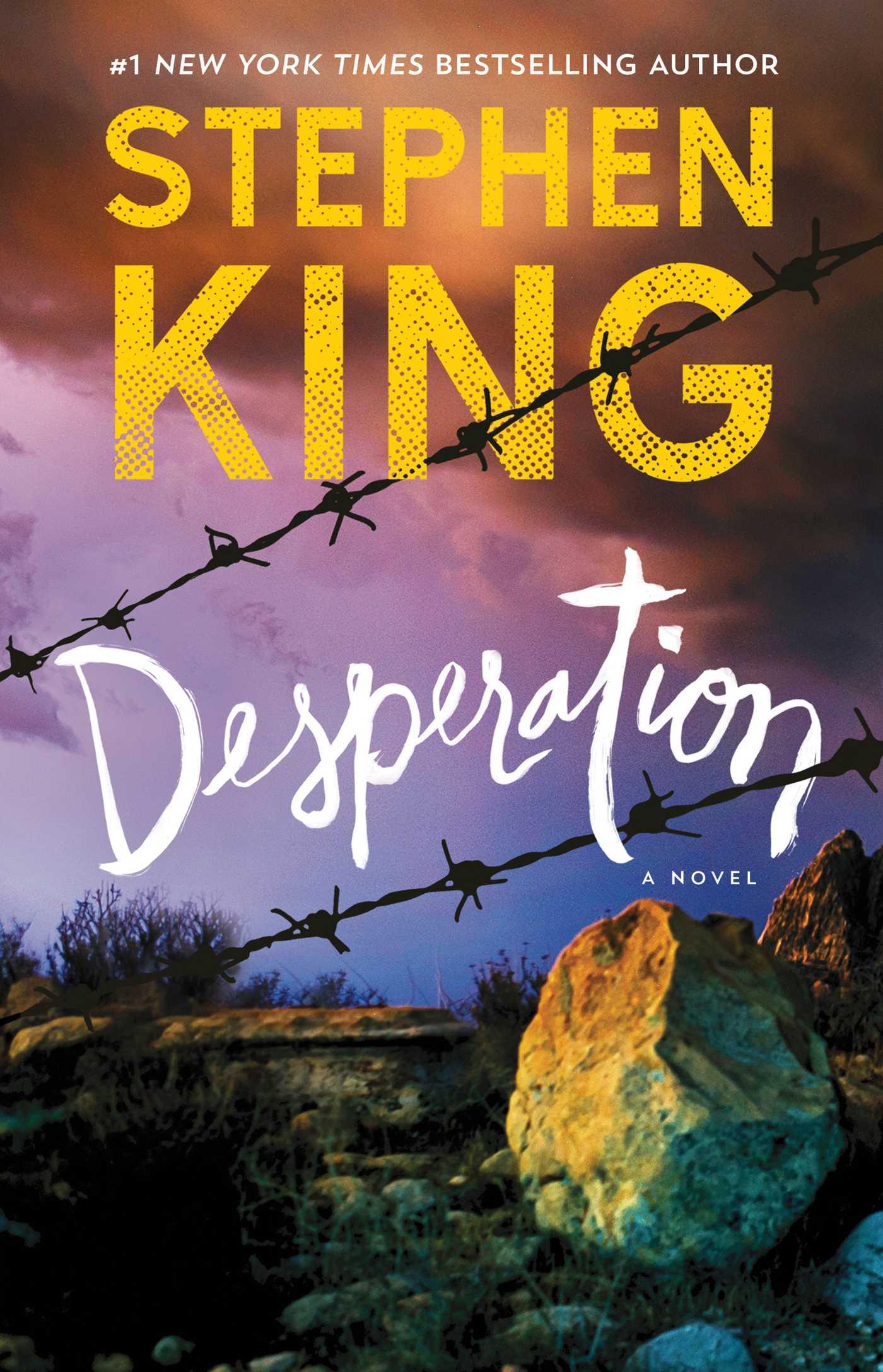 Desperation 9781501141164 hr