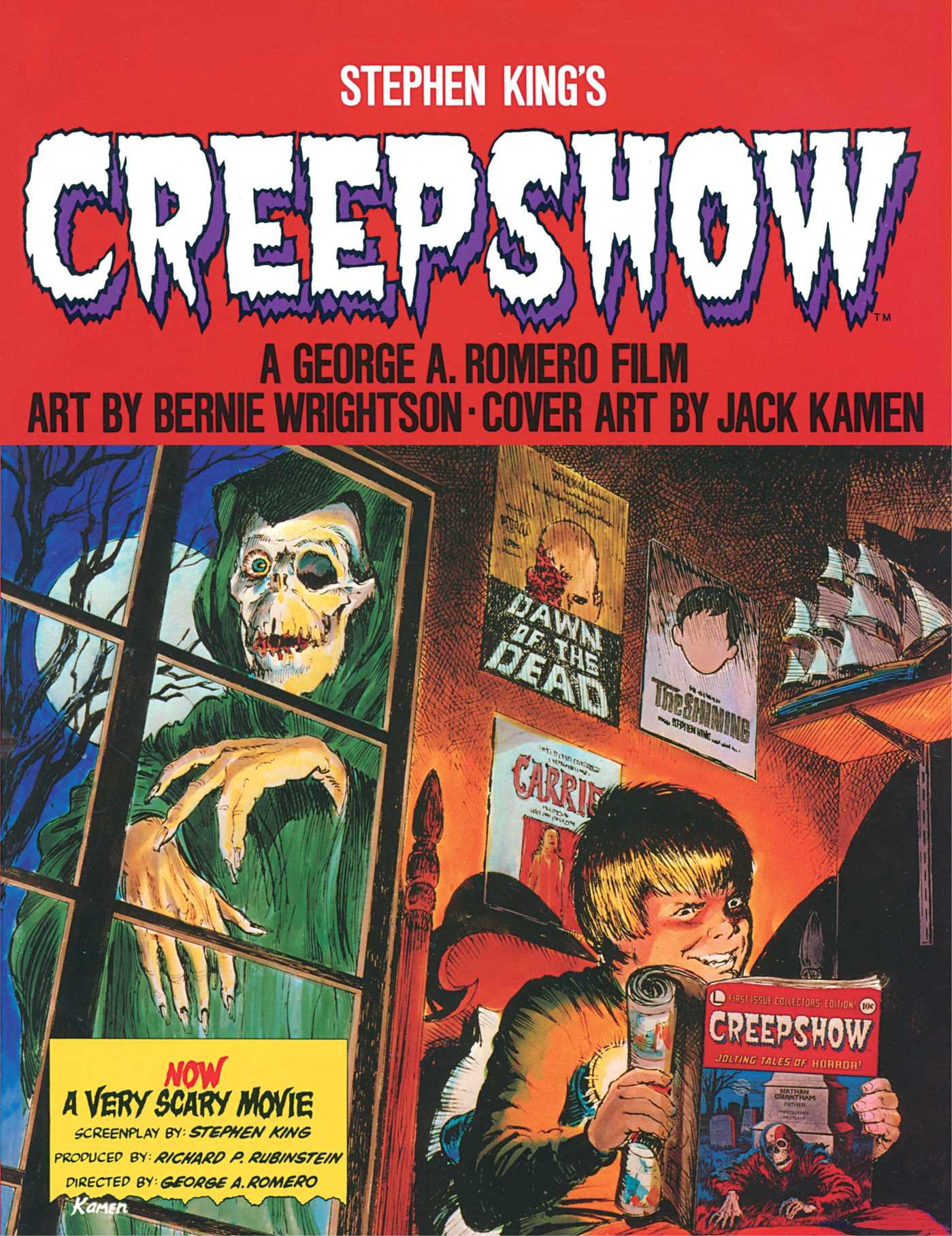 Creepshow 9781501141294 hr