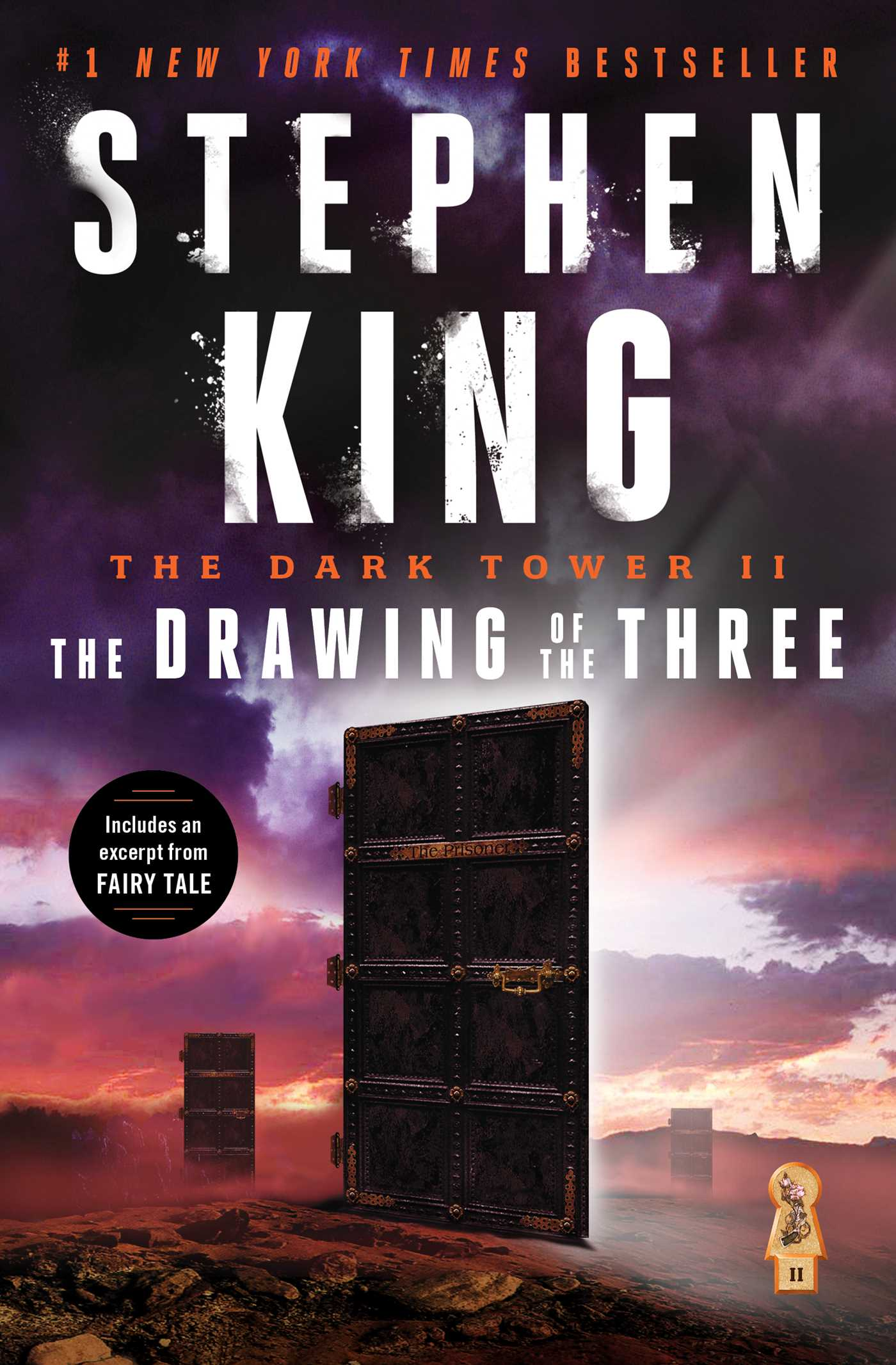 The dark tower ii 9781501141393 hr