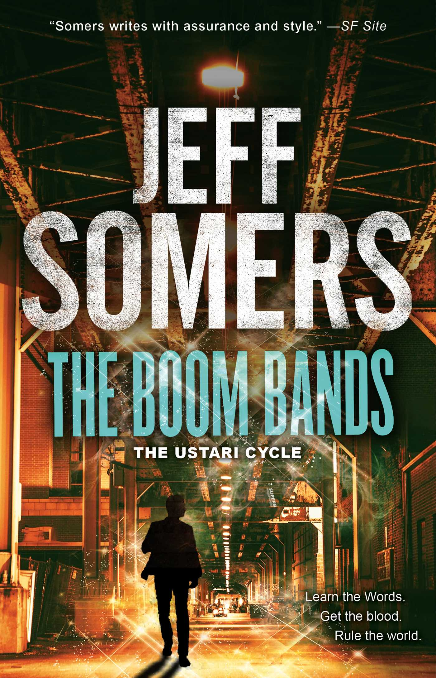 The boom bands 9781501141447 hr