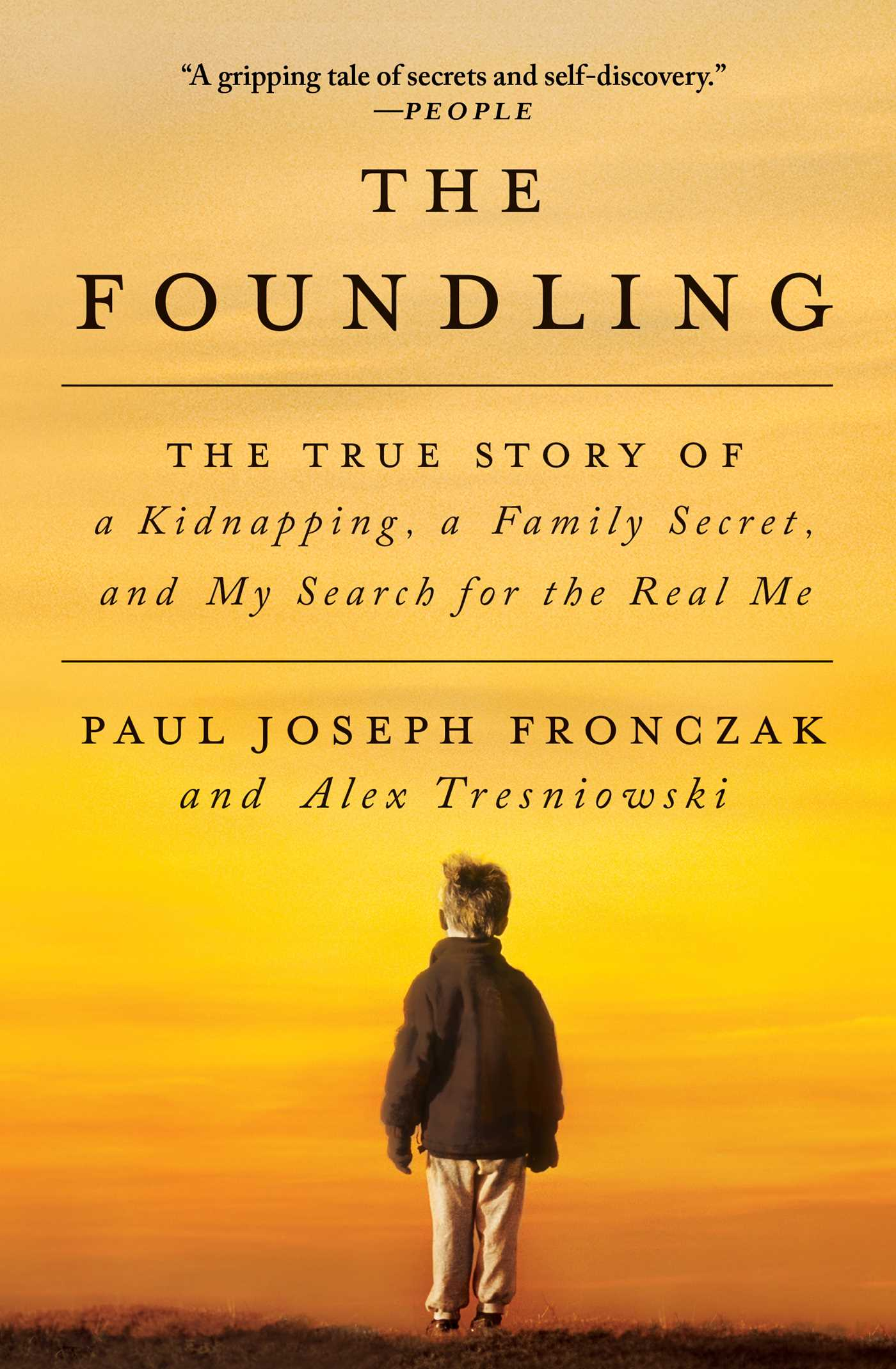 The foundling 9781501142321 hr