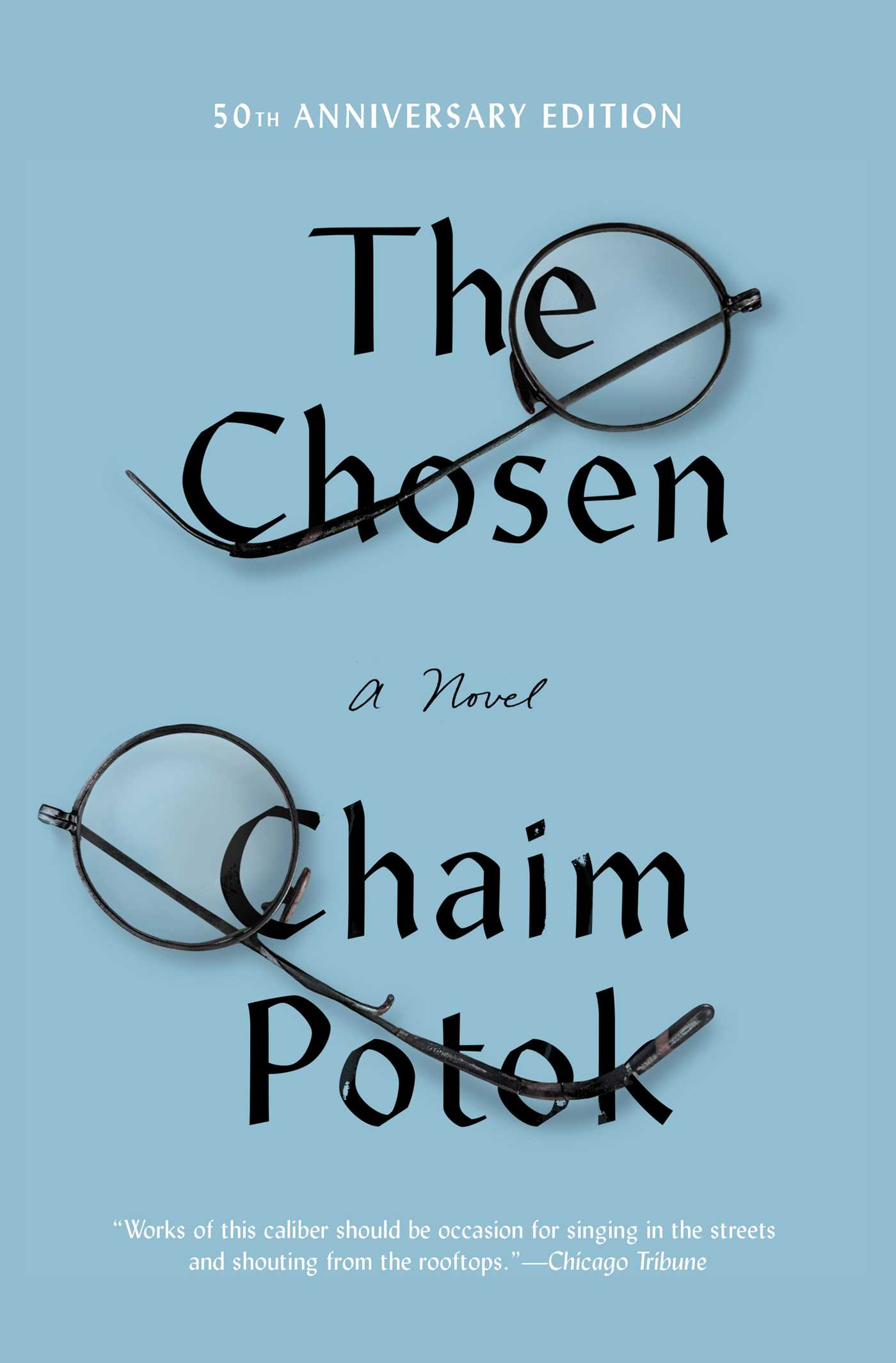 The Chosen | Book by Chaim Potok | Official Publisher Page