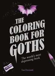 The Coloring Book for Goths