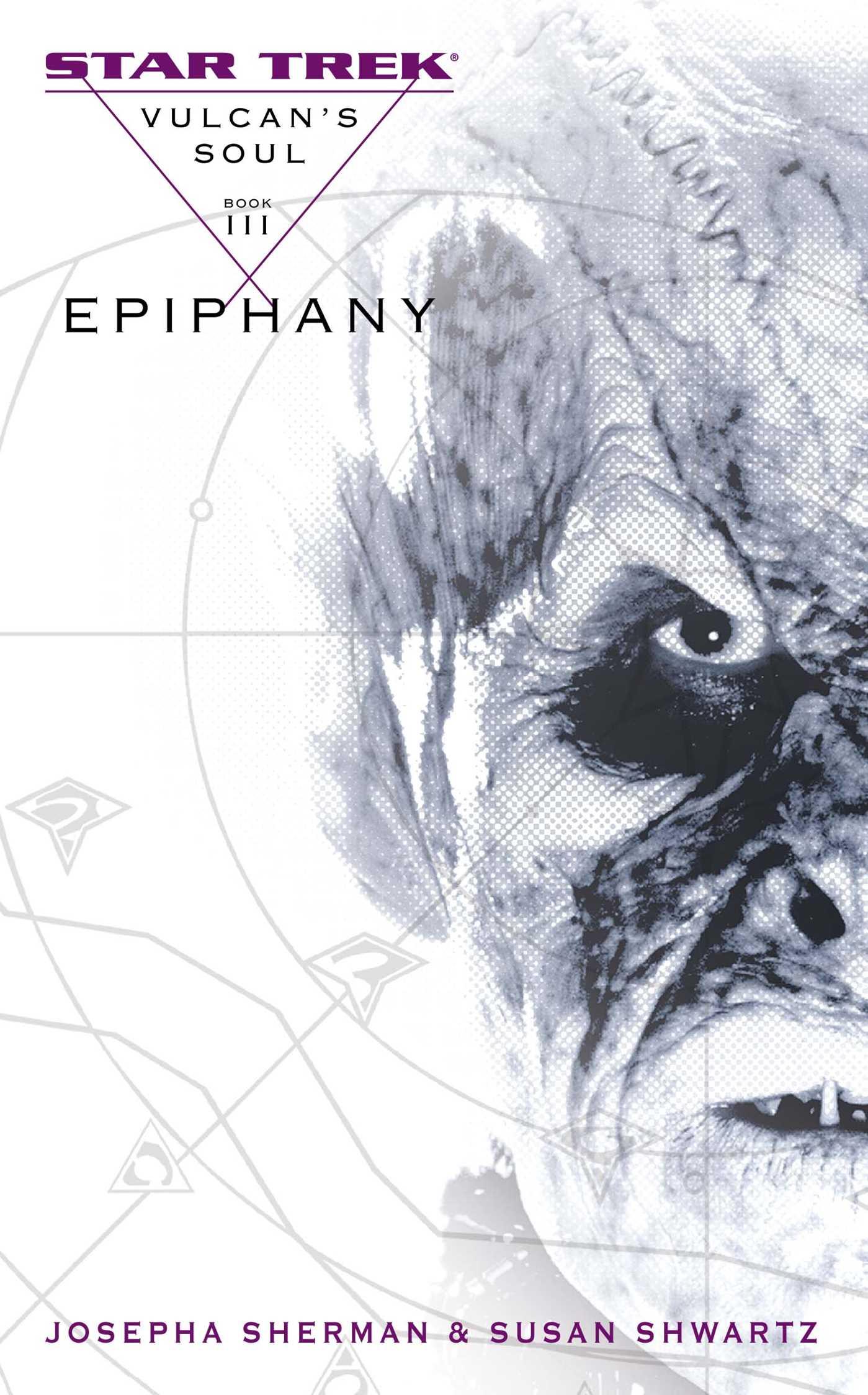Star trek the original series vulcans soul 3 epiphany 9781501142901 hr
