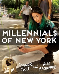 Millennials of New York book cover