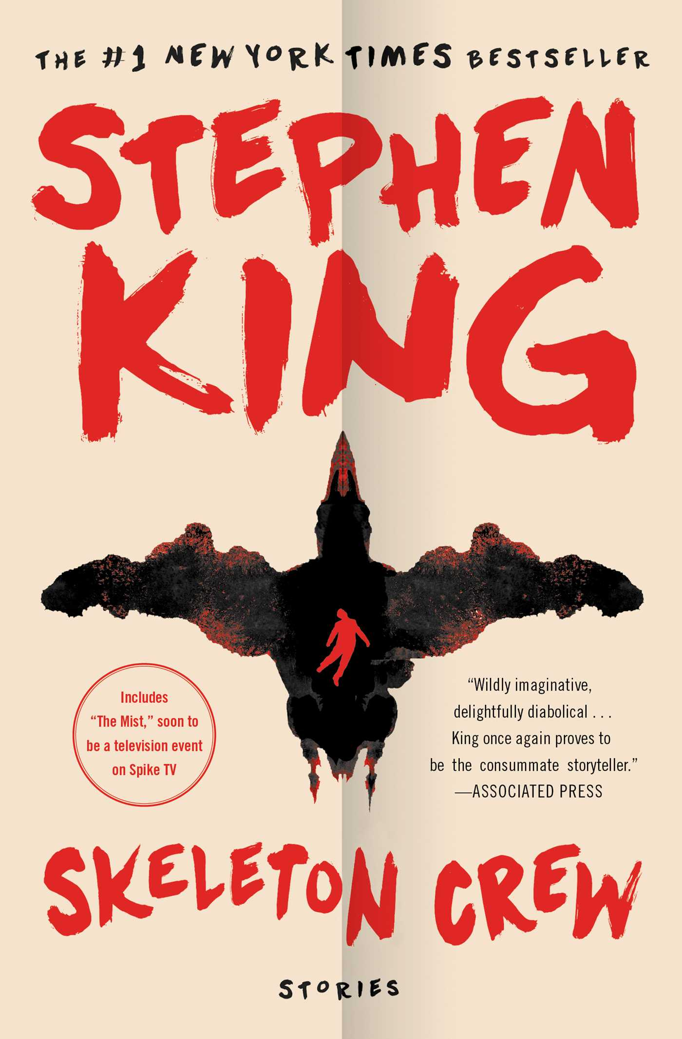 Skeleton Crew Book By Stephen King Official Publisher Page The Circuit Extra Large Movie Poster Image Imp Awards Cover