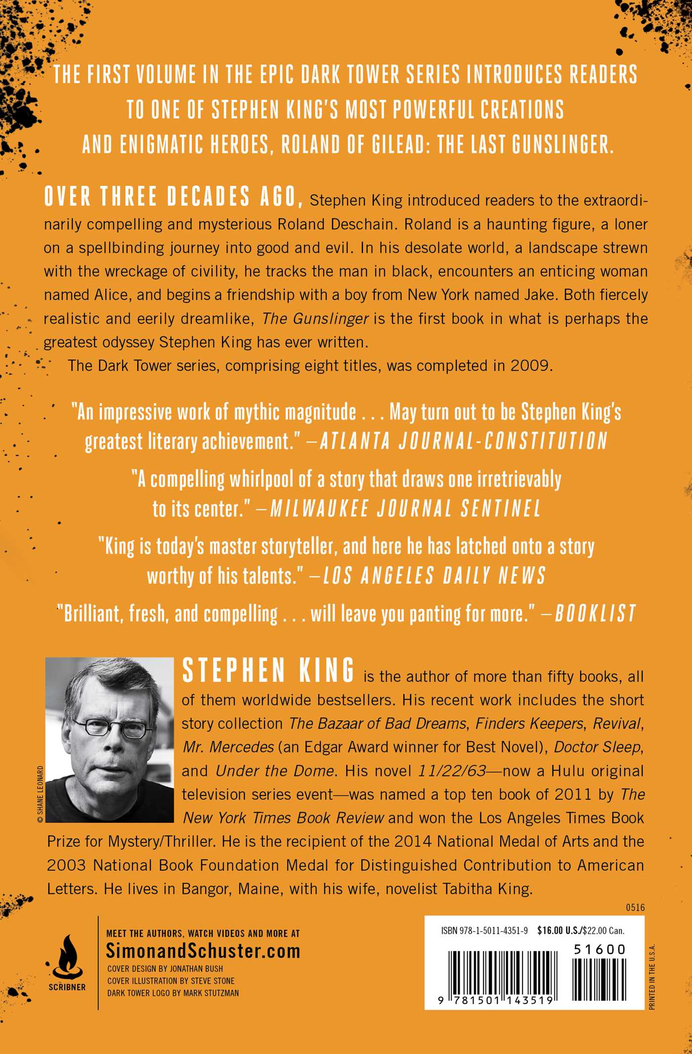 A biography of stephen king one of the best writers and a brief history of his work