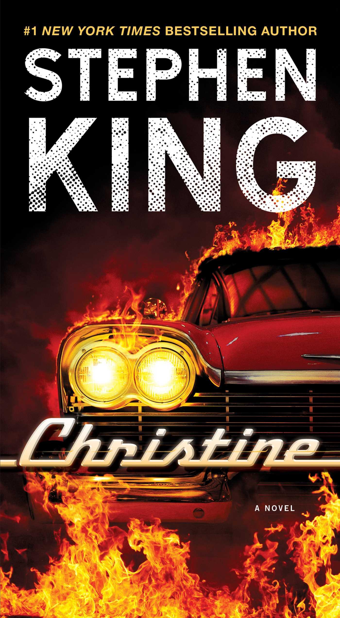 christine stephen king book - photo #8