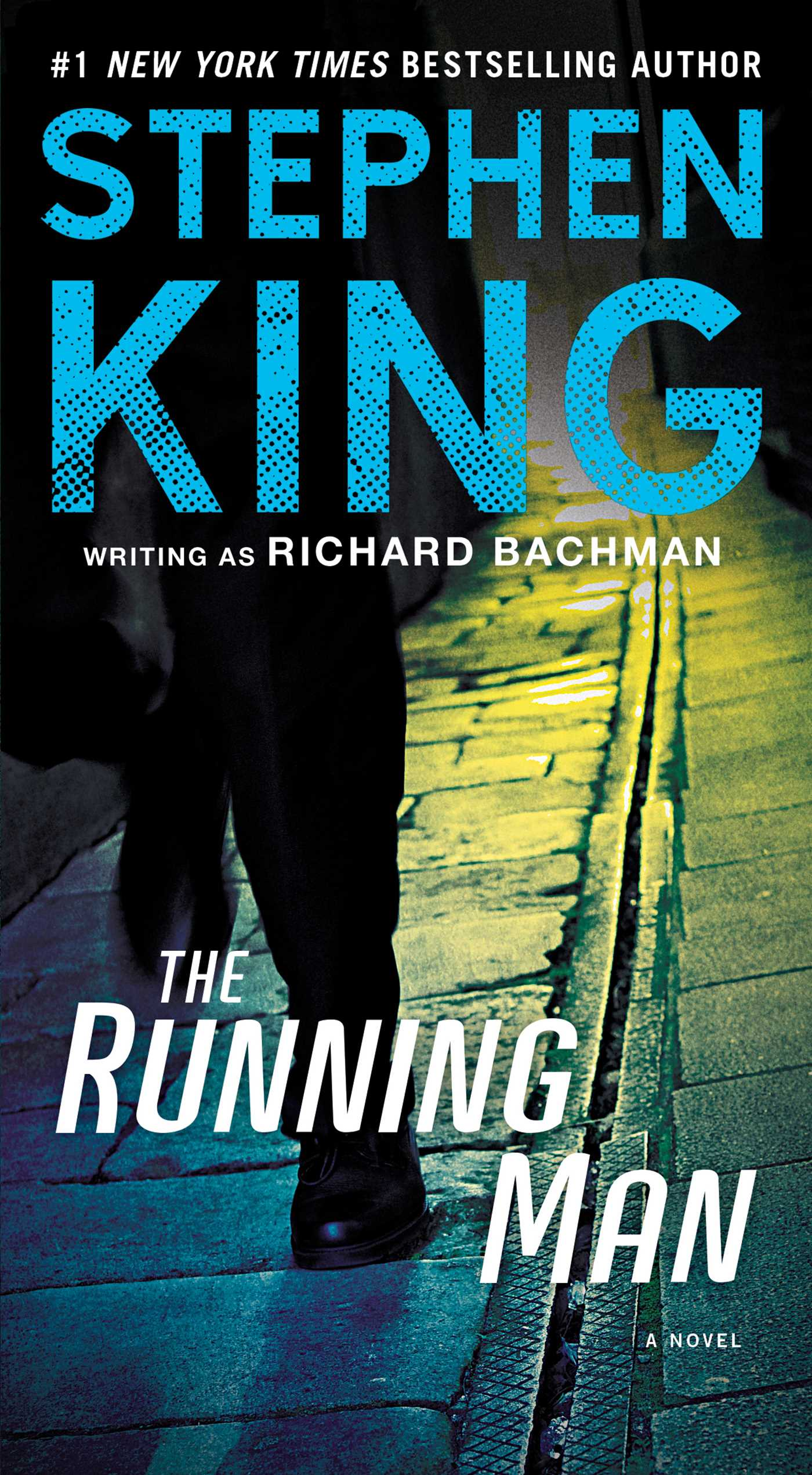 a book report on the running man a novel by stephen king The movies is loosely based on the 1982 novel the running man, written by stephen king and published under the pseudonym richard bachman original director andrew davis was fired one week into filming and replaced by glaser.