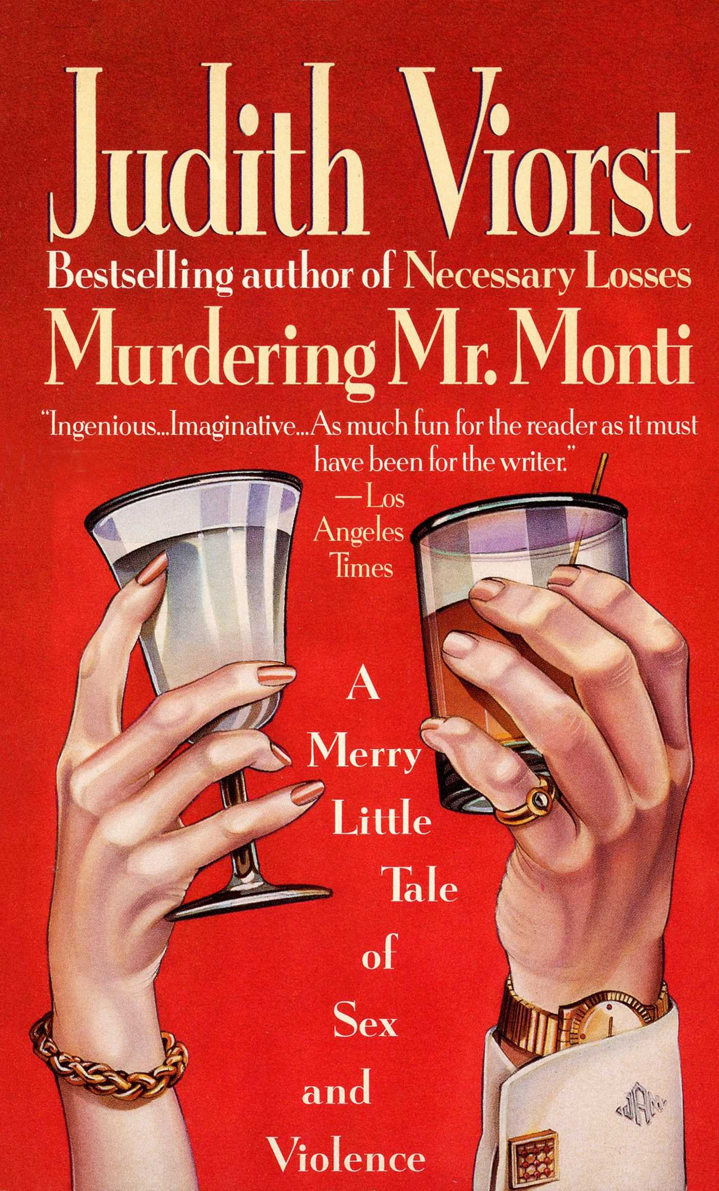 Murdering mr monti 9781501143977 hr