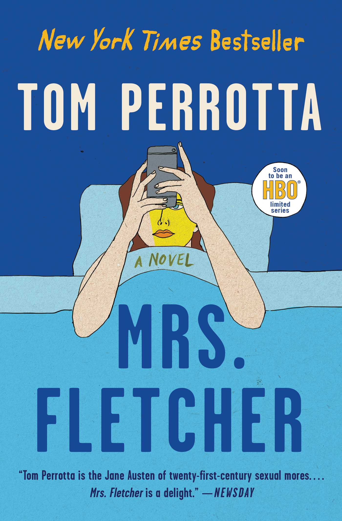 Mrs  Fletcher | Book by Tom Perrotta | Official Publisher