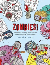 Zombies! book cover