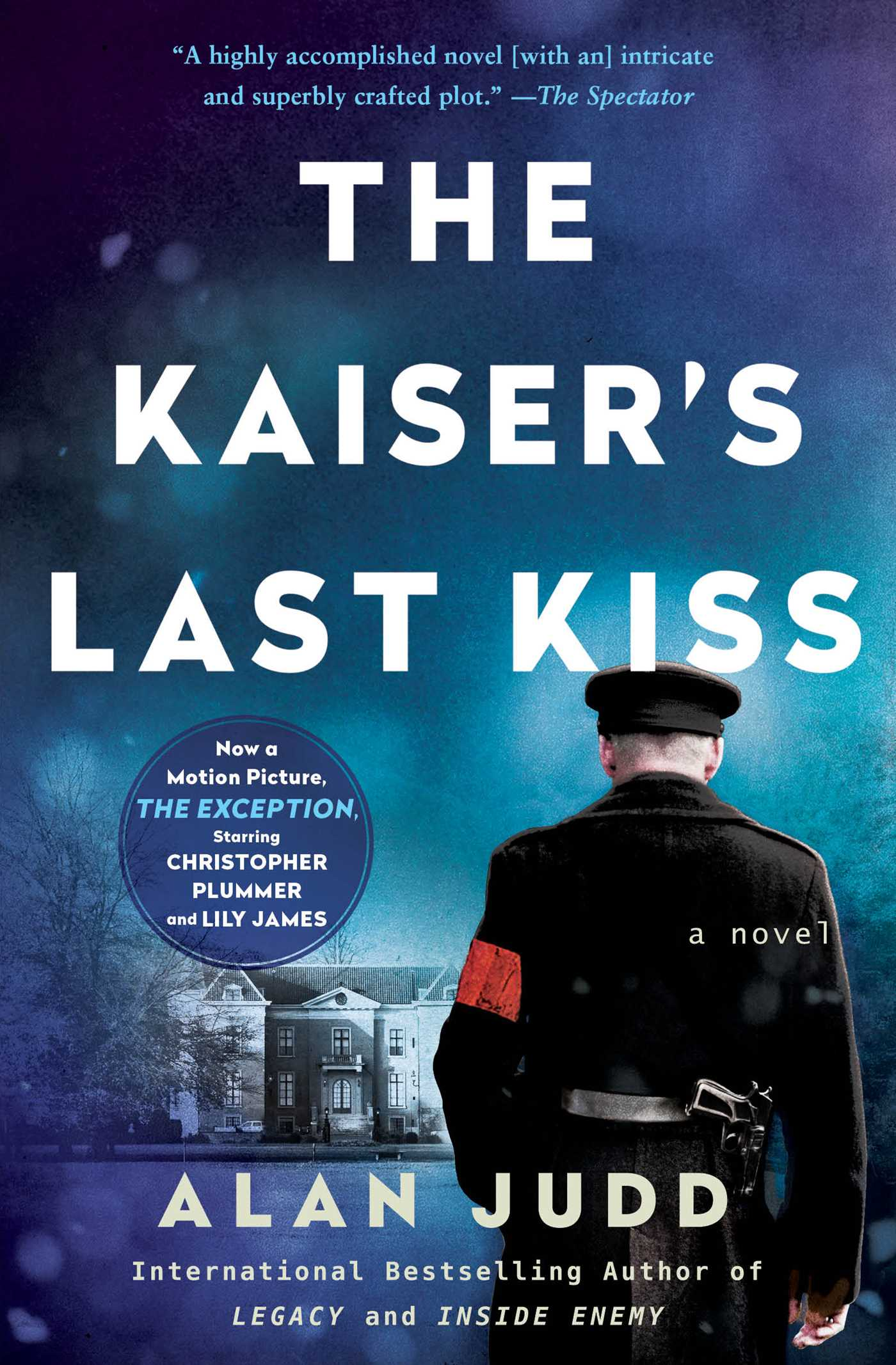 The Kaiser S Last Kiss Book By Alan Judd Official Publisher