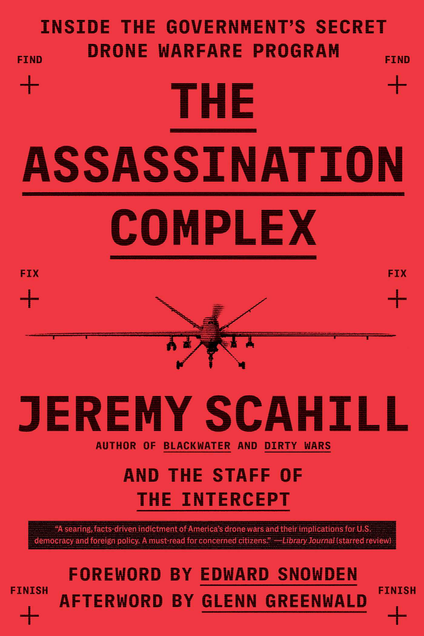 The assassination complex 9781501144141 hr