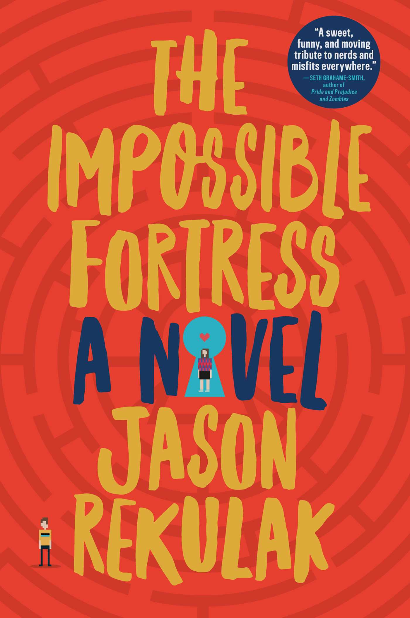 sách The Impossible Fortress: A Novel