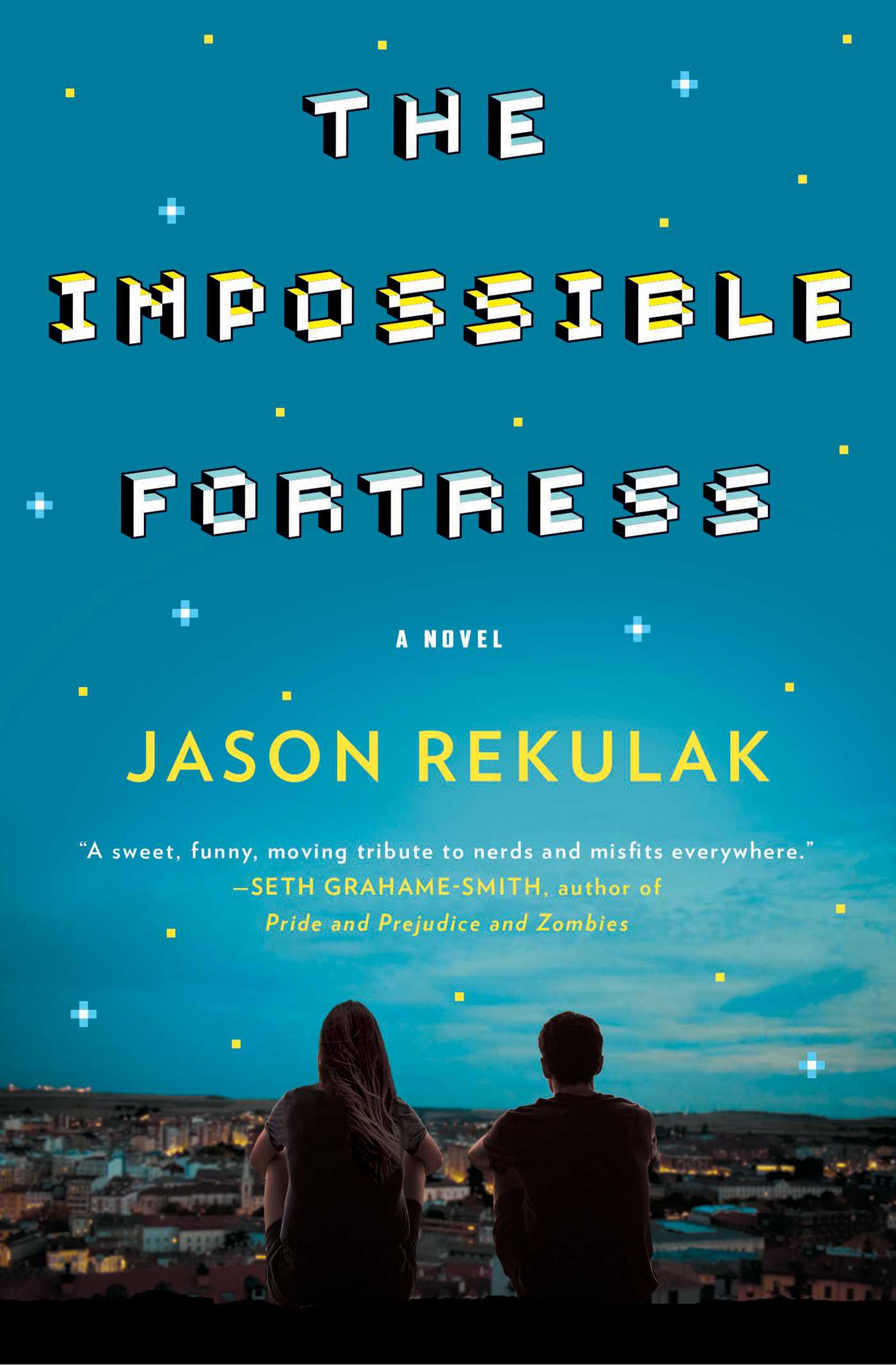 The impossible fortress 9781501144431 hr