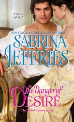 The Danger of Desire book cover
