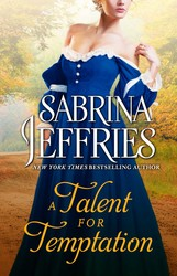 A Talent for Temptation book cover