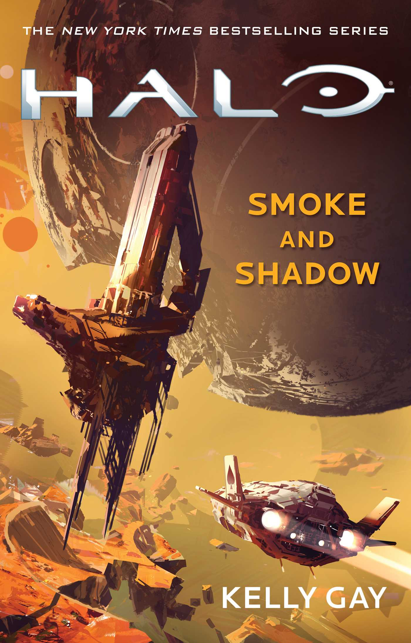 Halo smoke and shadow 9781501144608 hr