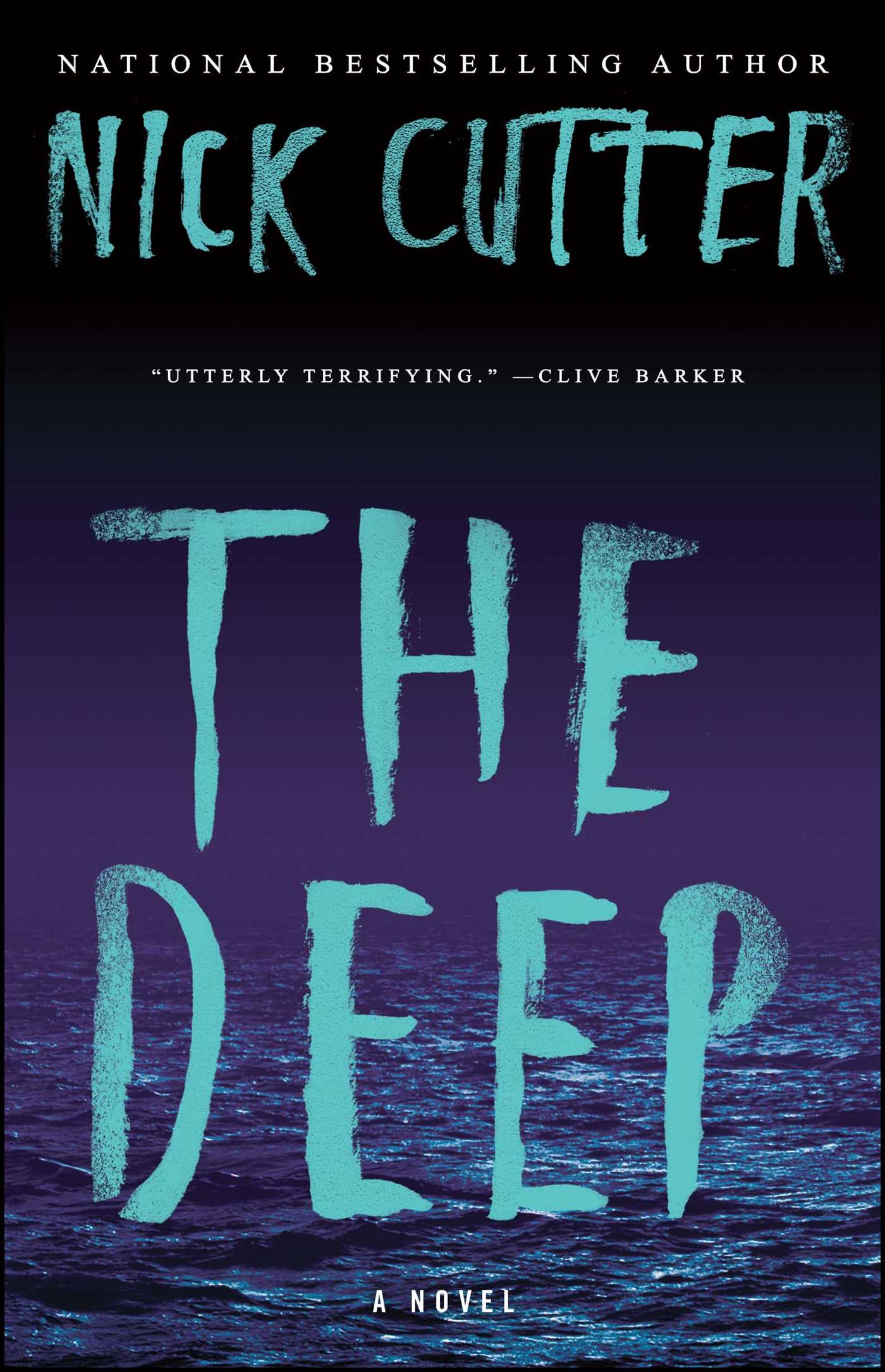 The Deep Book By Nick Cutter Official Publisher Page